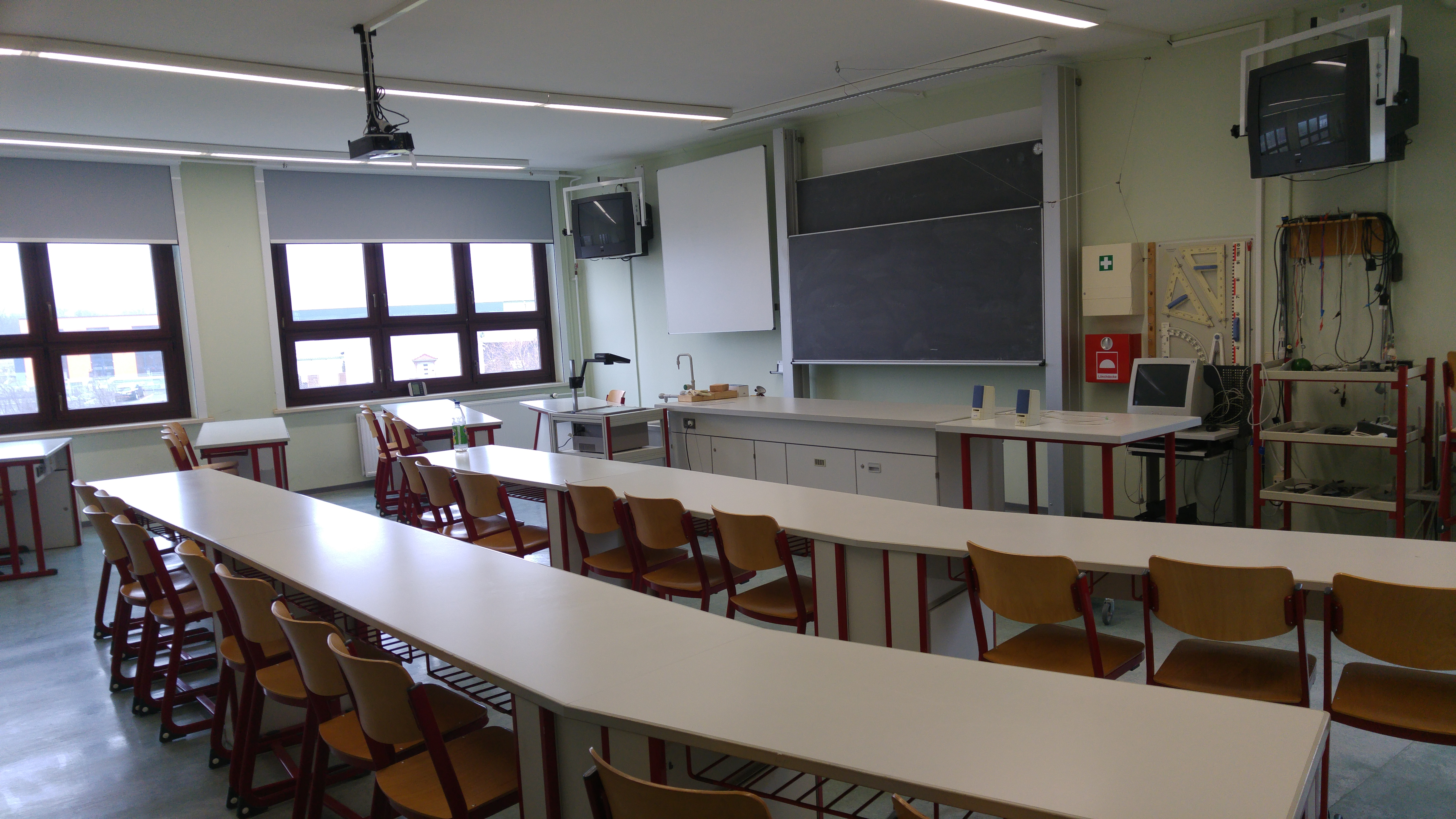 Physik-Fachkabinet